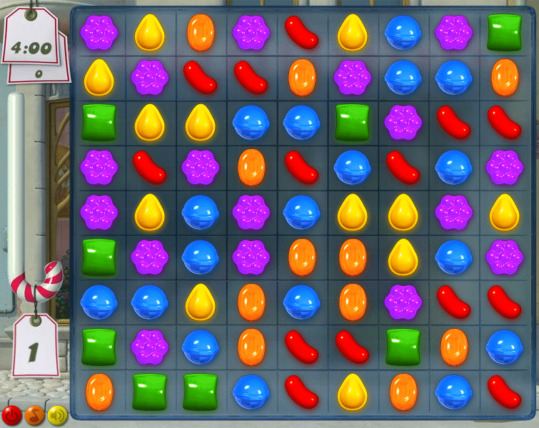 candy crush gamification
